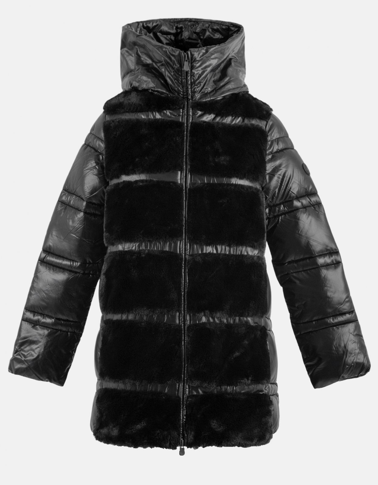 Save the duck D4738W Furry black