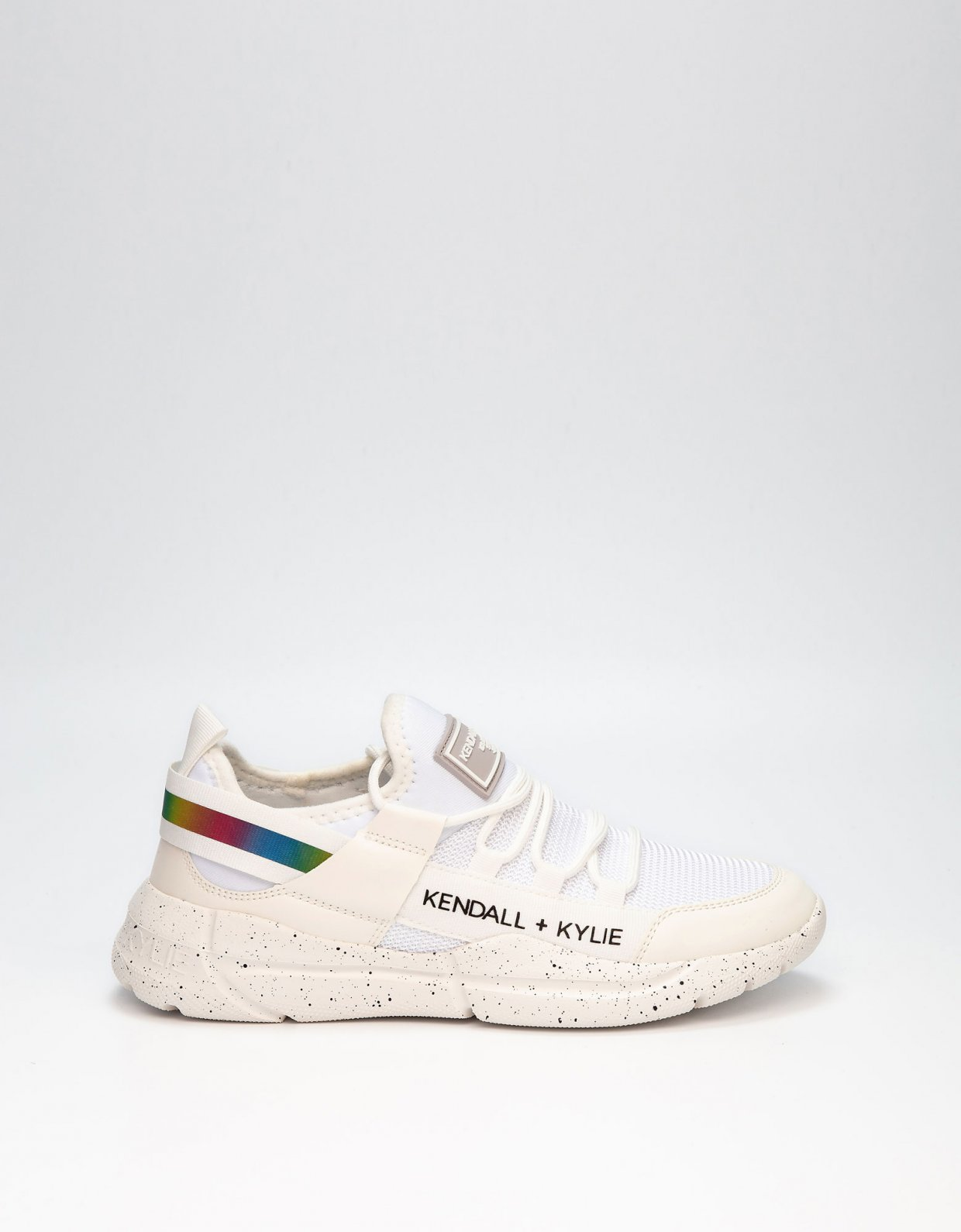 Kendall + Kylie KK Neci sneakers white