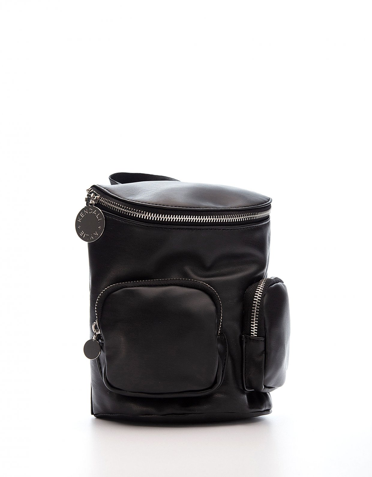 Kendall + Kylie Charlize small backpack black