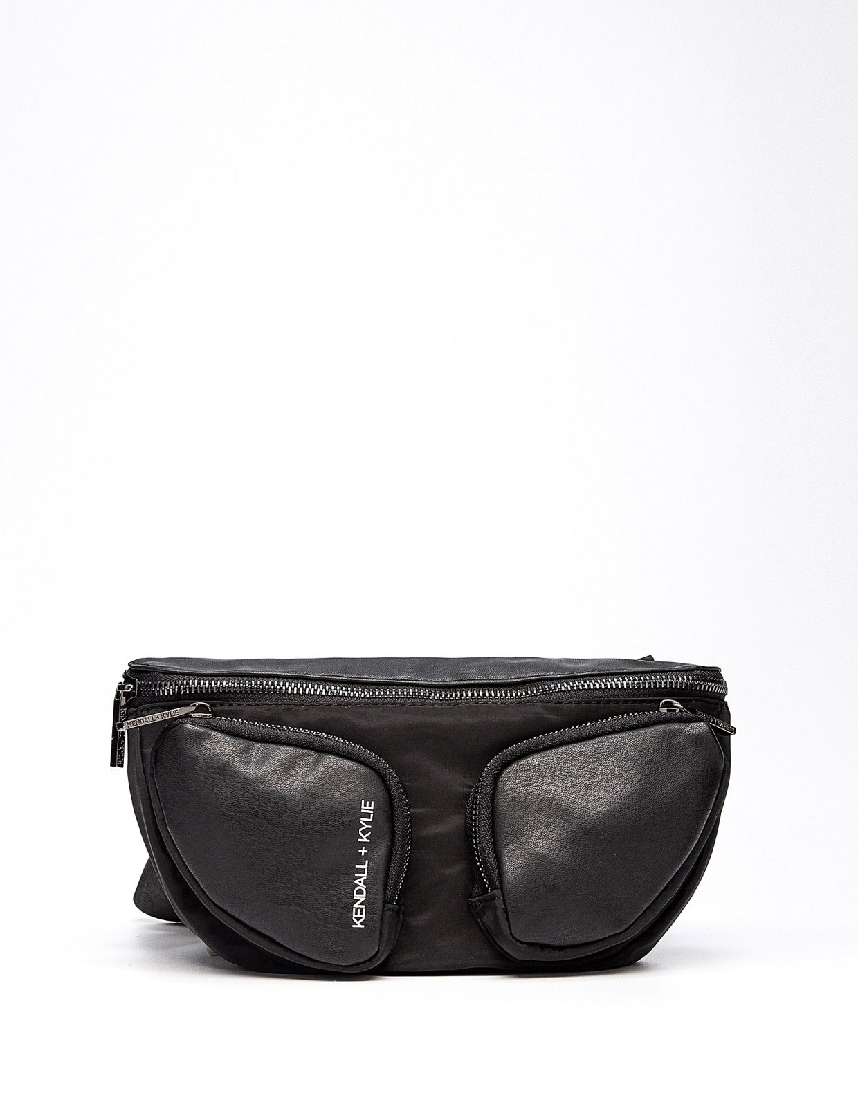 Kendall + Kylie Mia waist bag black