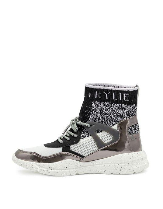 Kendall + Kylie KK North sock sneaker boots