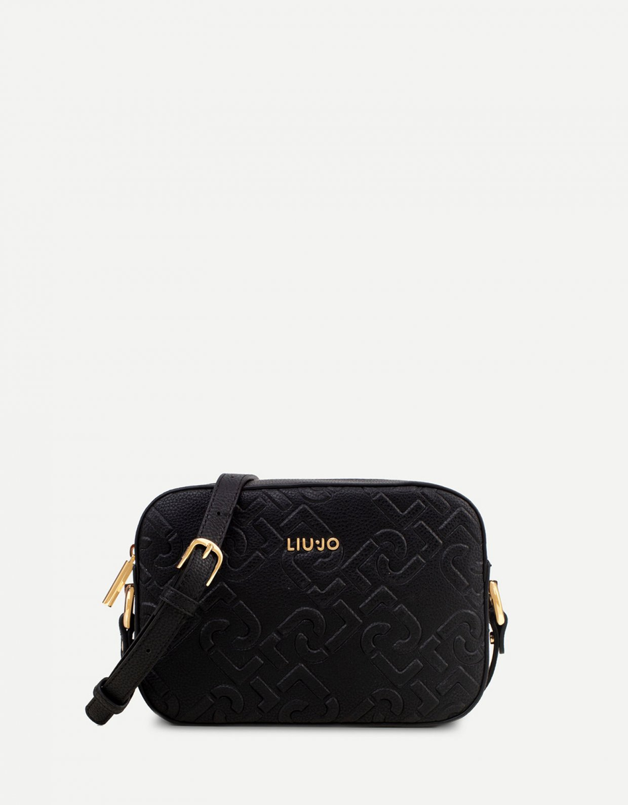 Liu Jo Crossbody bag with logo black