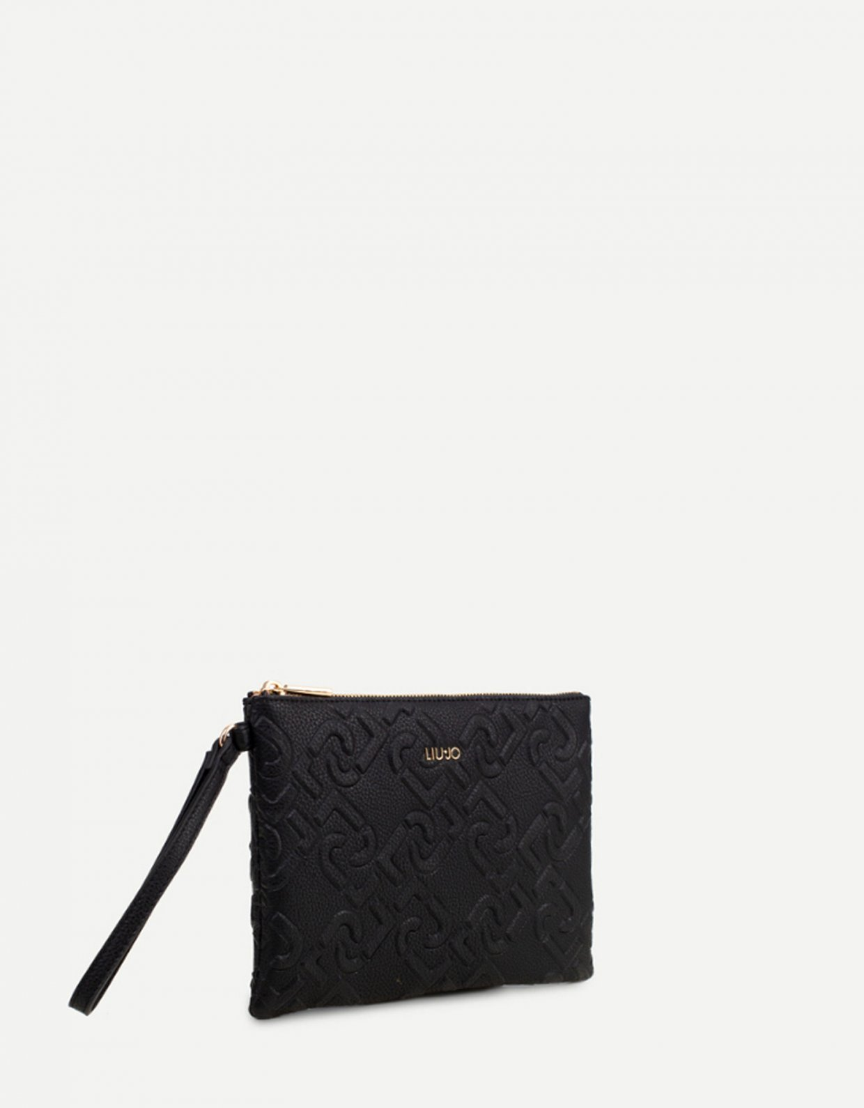 Liu Jo Clutch bag with logo black