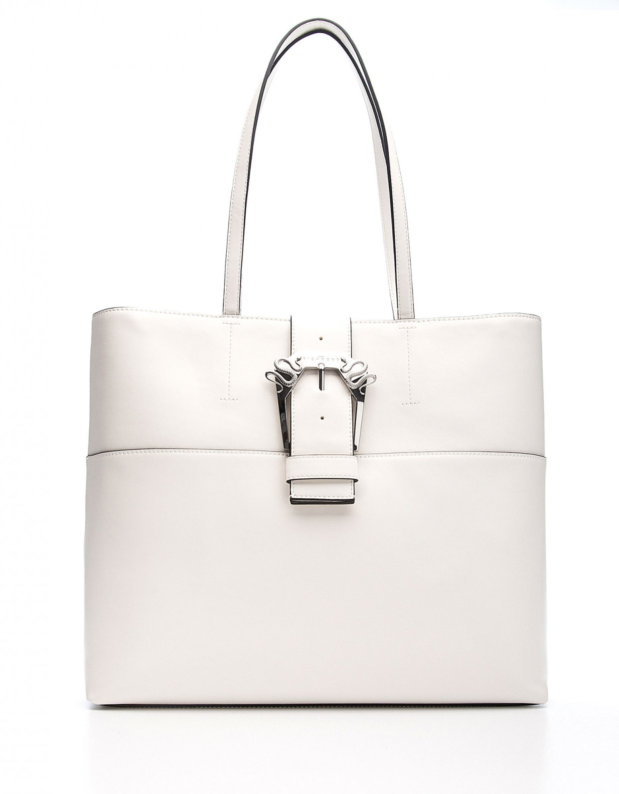 John Richmond Shopping bag Ohior white
