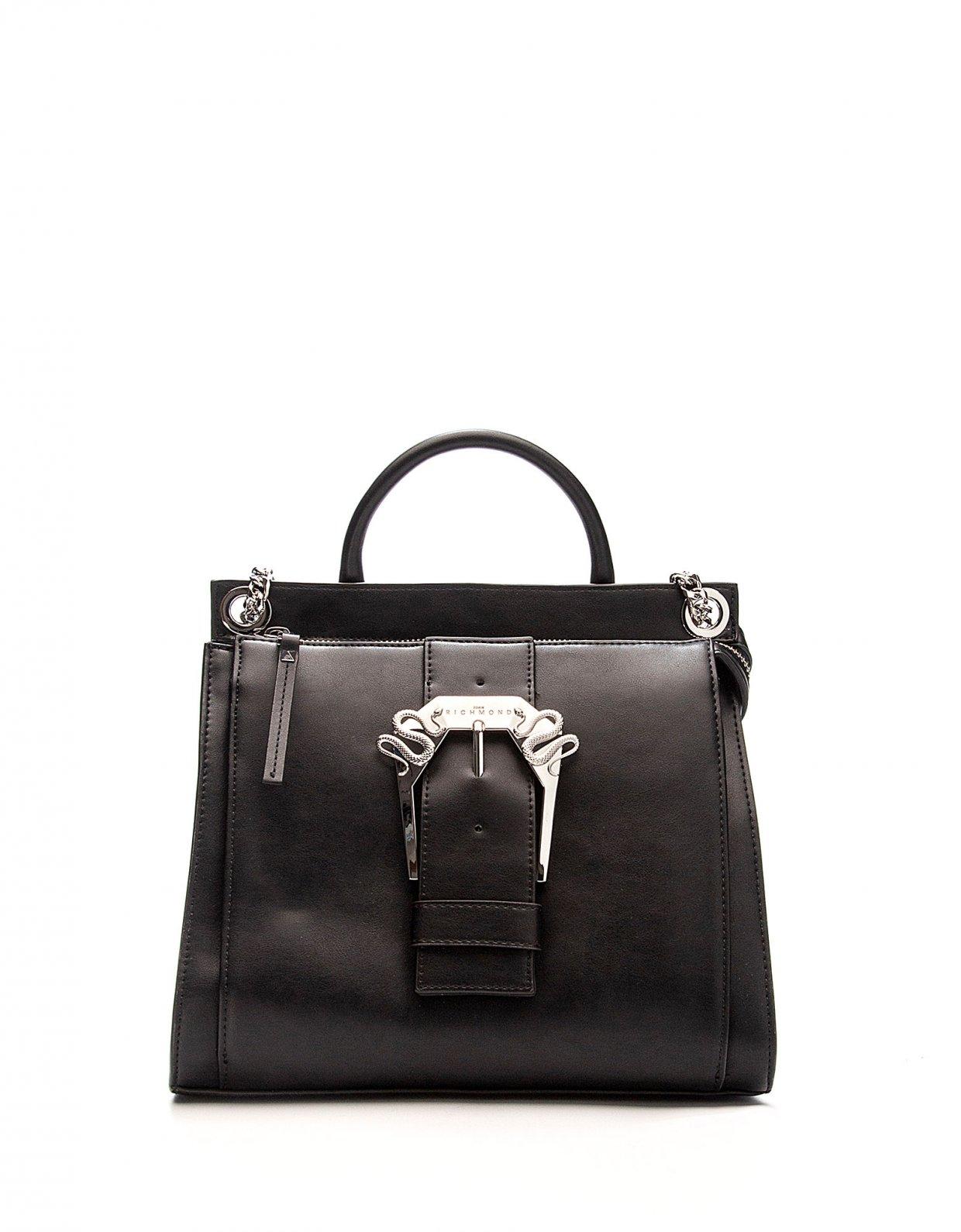 John Richmond Handbag Tustin black