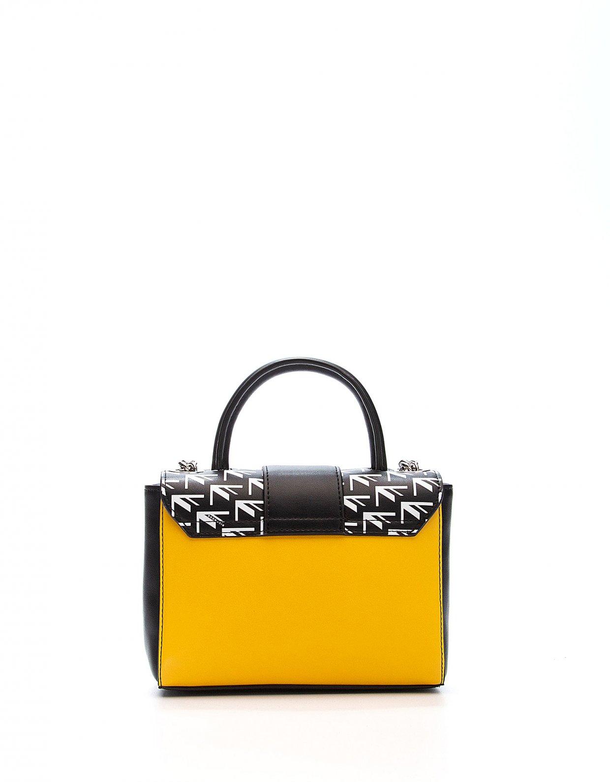 John Richmond Handbag Utak yellow
