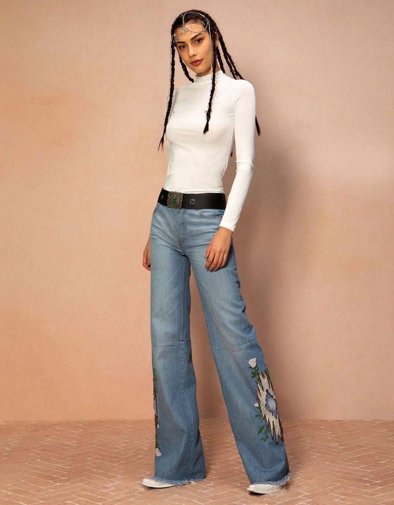 Peace & Chaos Voyager jeans