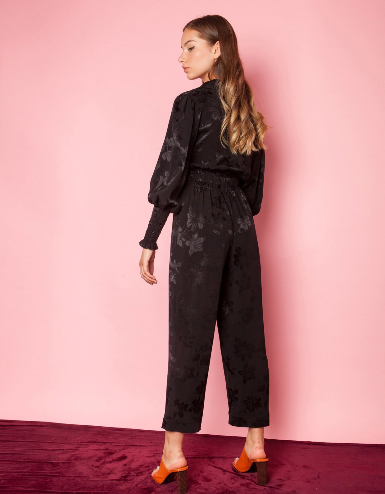 Mallory the label Monsoon black jumpsuit