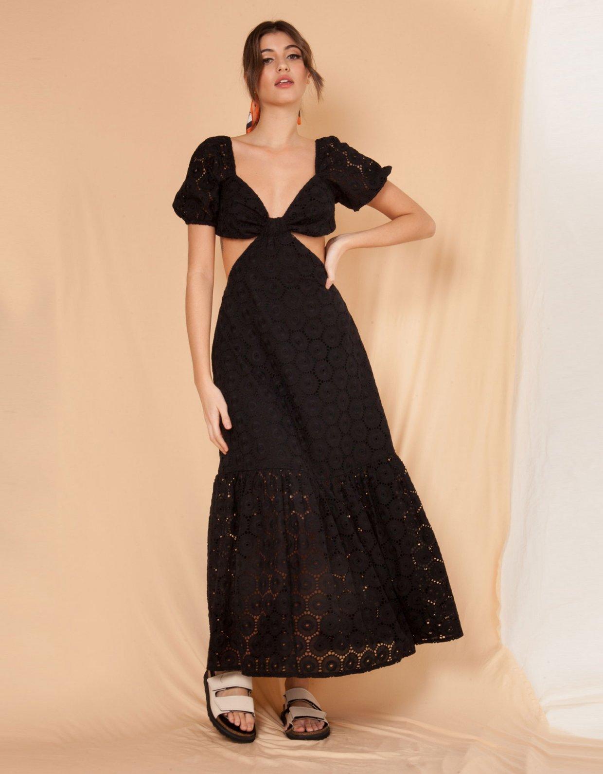 Mallory the label Capri black dress
