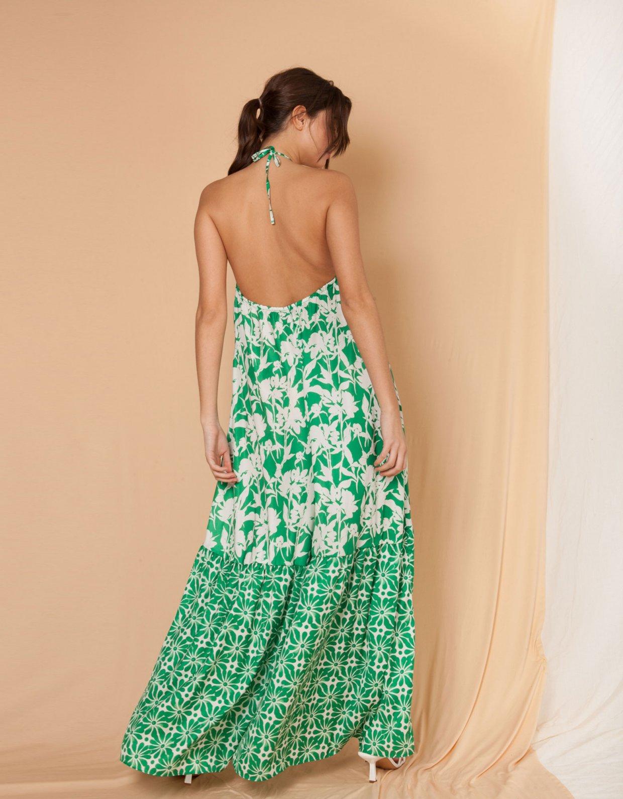Mallory the label Smeraldo dress