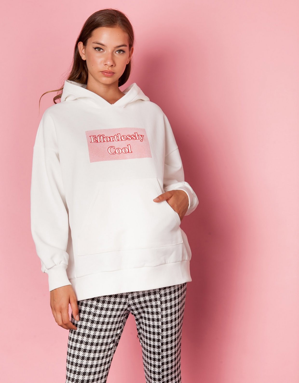 Mallory the label Effortlessly cool hoodie