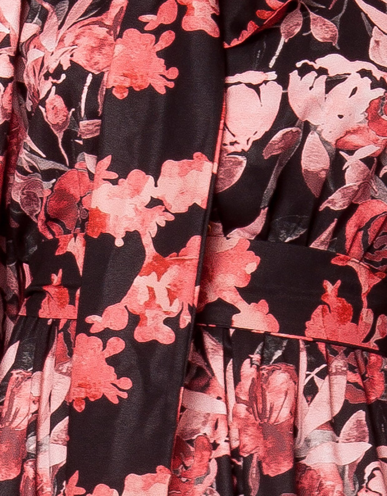 Mallory the label Aroma pink floral dress