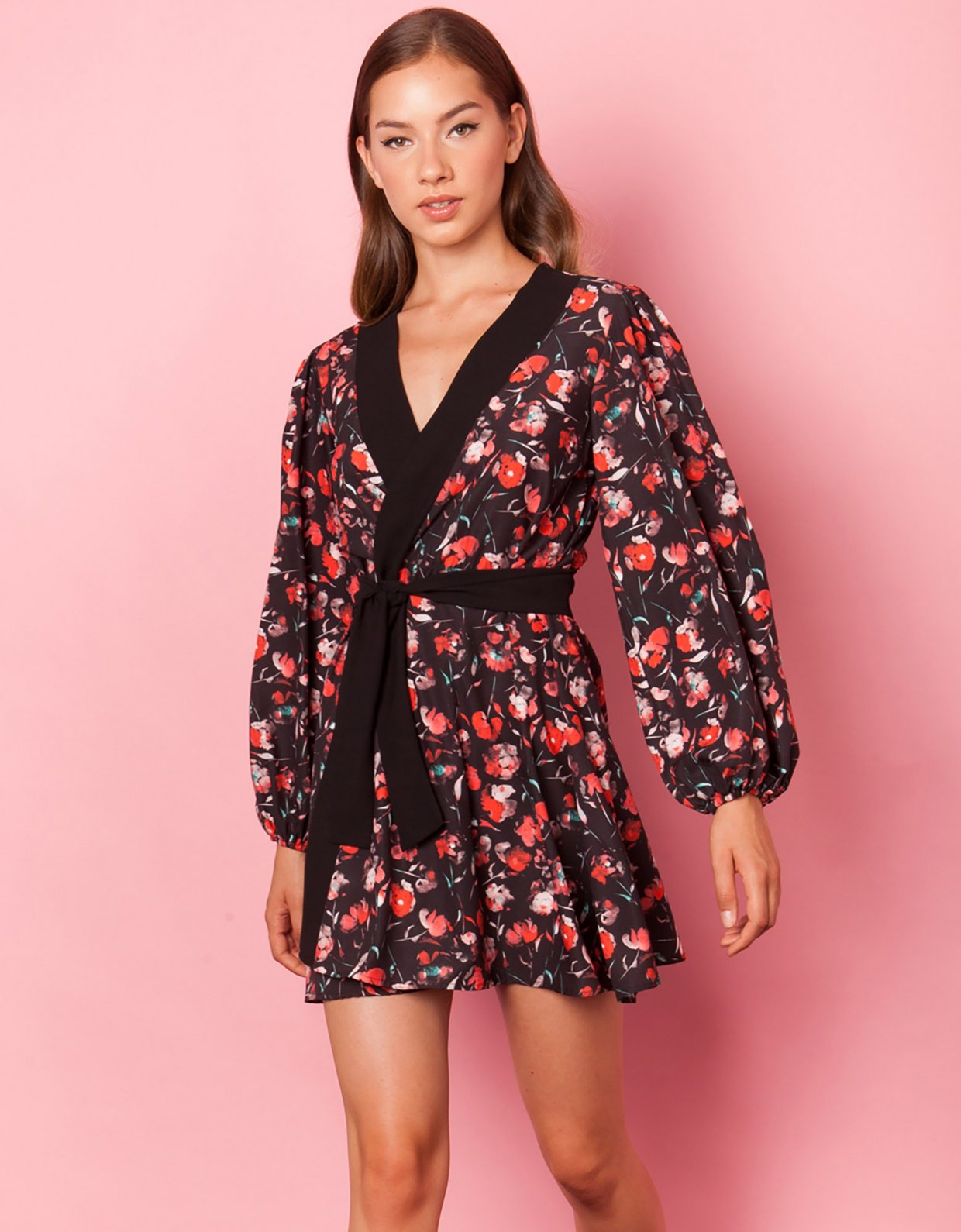 Mallory the label Sweet thing floral dress