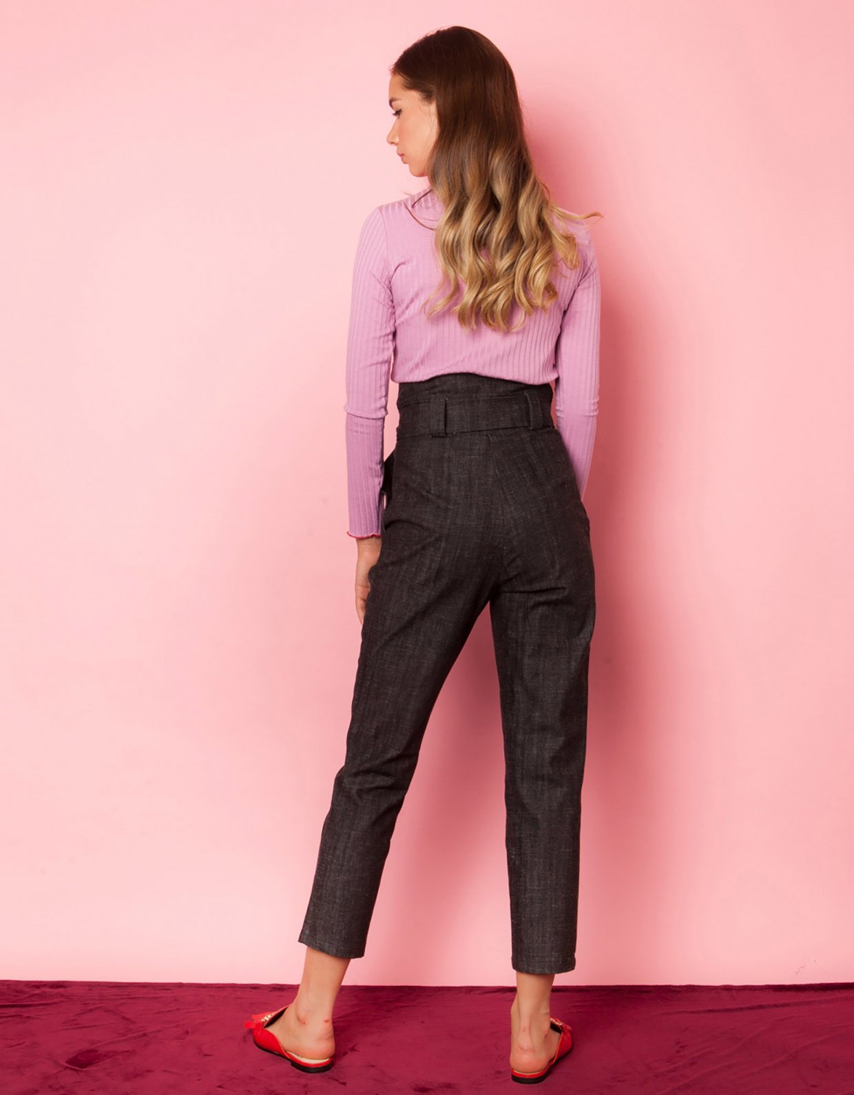 Mallory the label Daydreamer demin pants