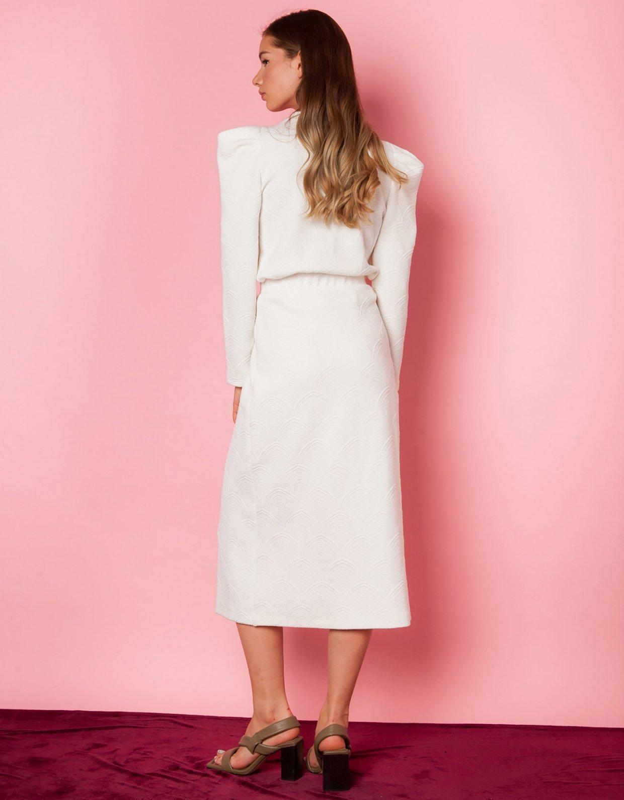Mallory the label Mio white skirt