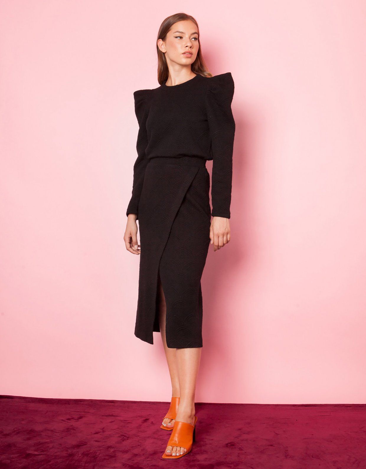 Mallory the label Amore black top
