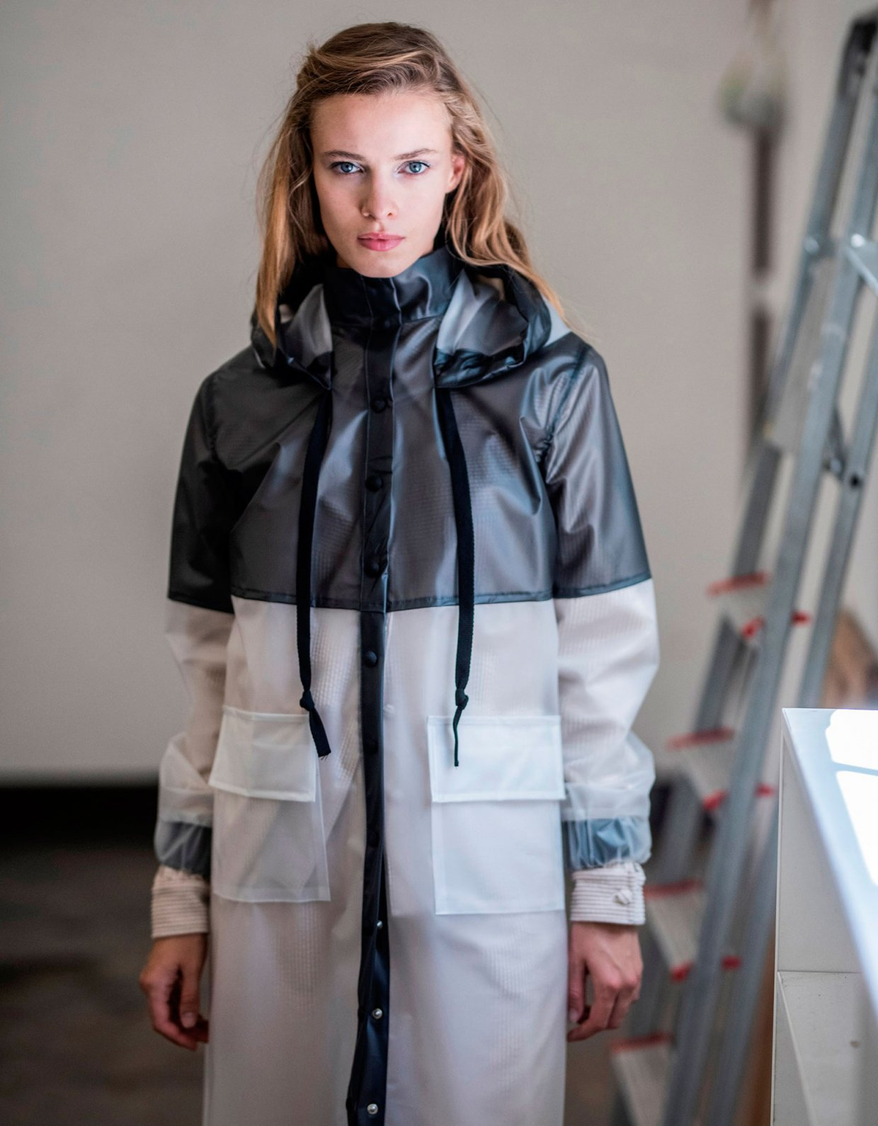 Nadia Rapti Raining pleasure windproof jacket