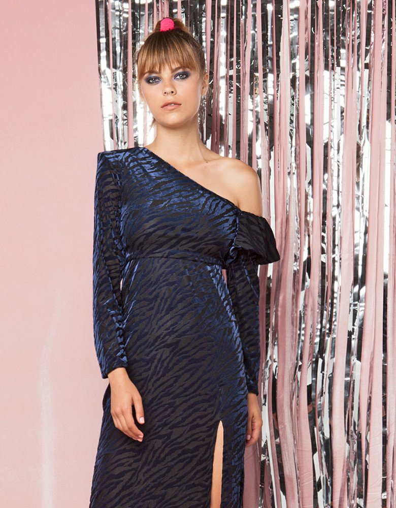 Mallory the label Night fever dress
