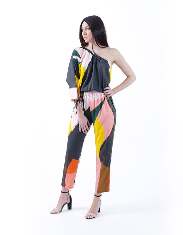 The Knl's Anamnesis jumpsuit