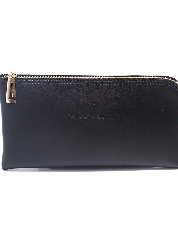 Elena Athanasiou Clutch bag black
