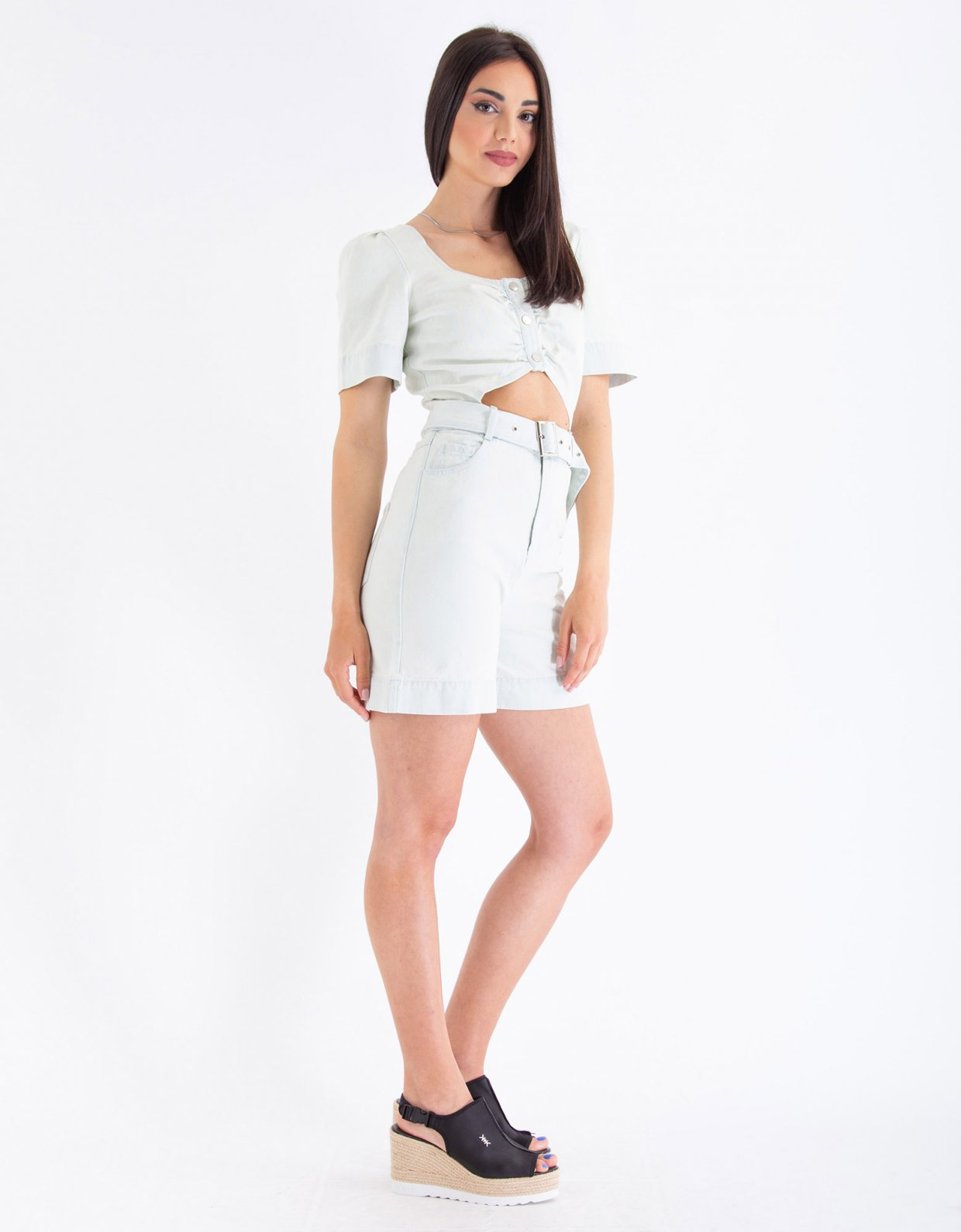 Kendall + Kylie Cut out romper