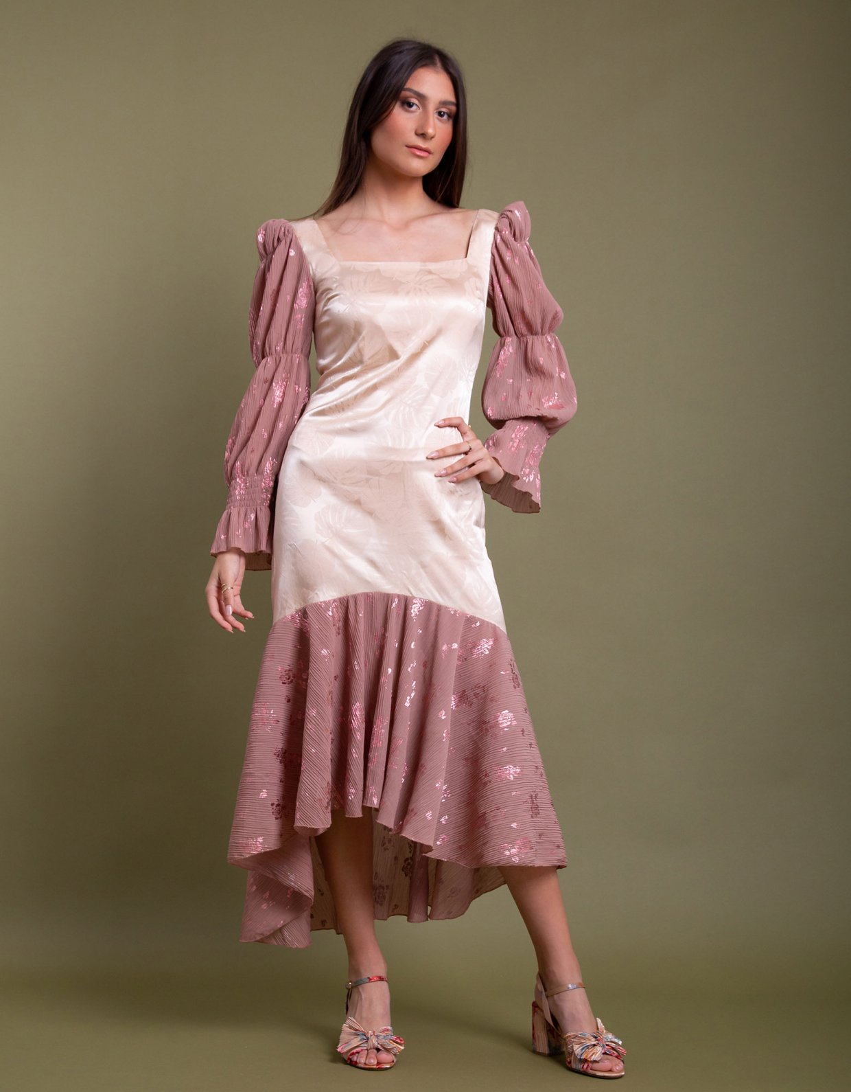 Nidodileda Virginis dress powder