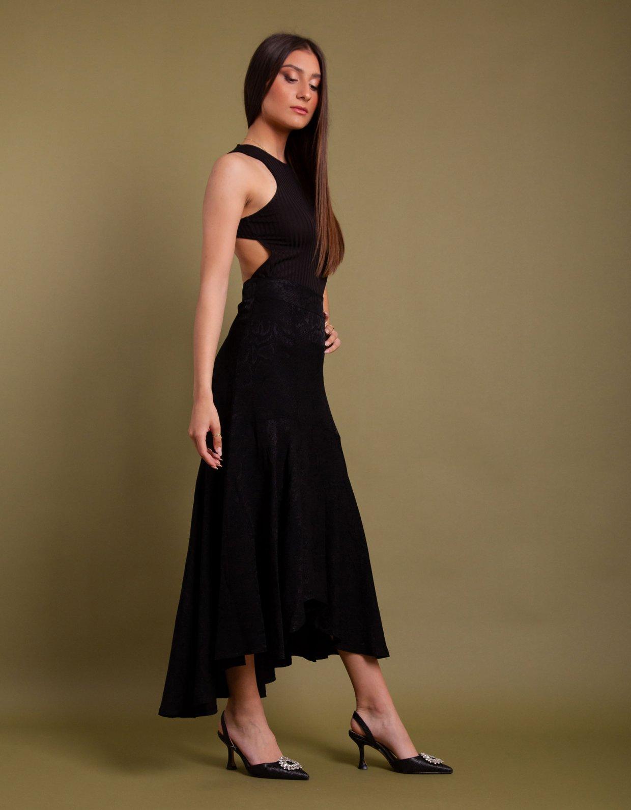 Nidodileda Caile skirt black