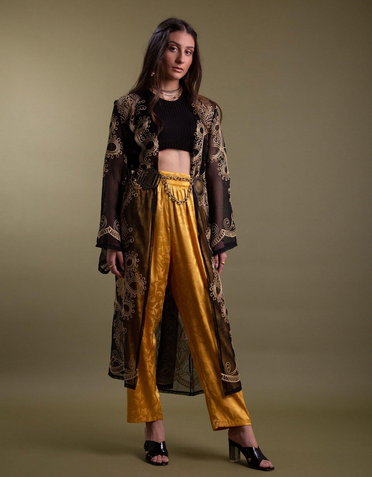 Nidodileda Sunny pants gold