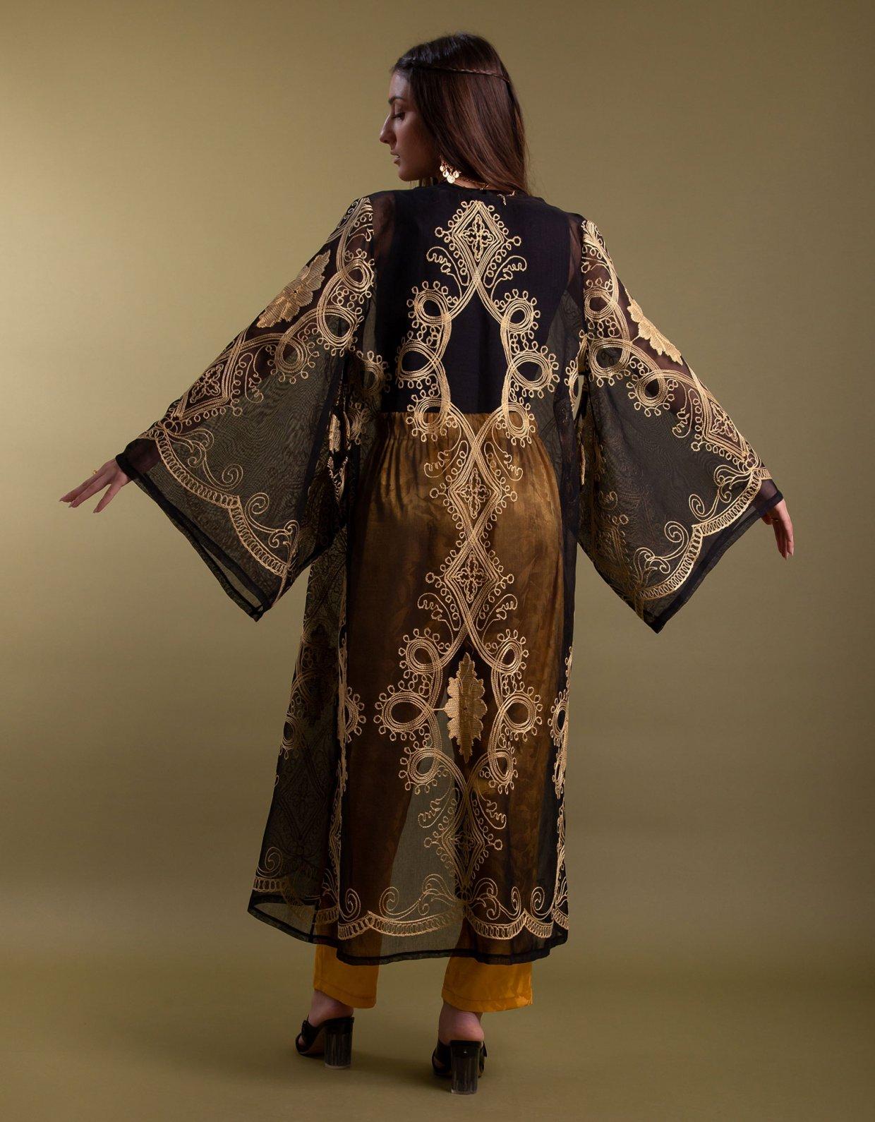 Nidodileda Tucana kimono