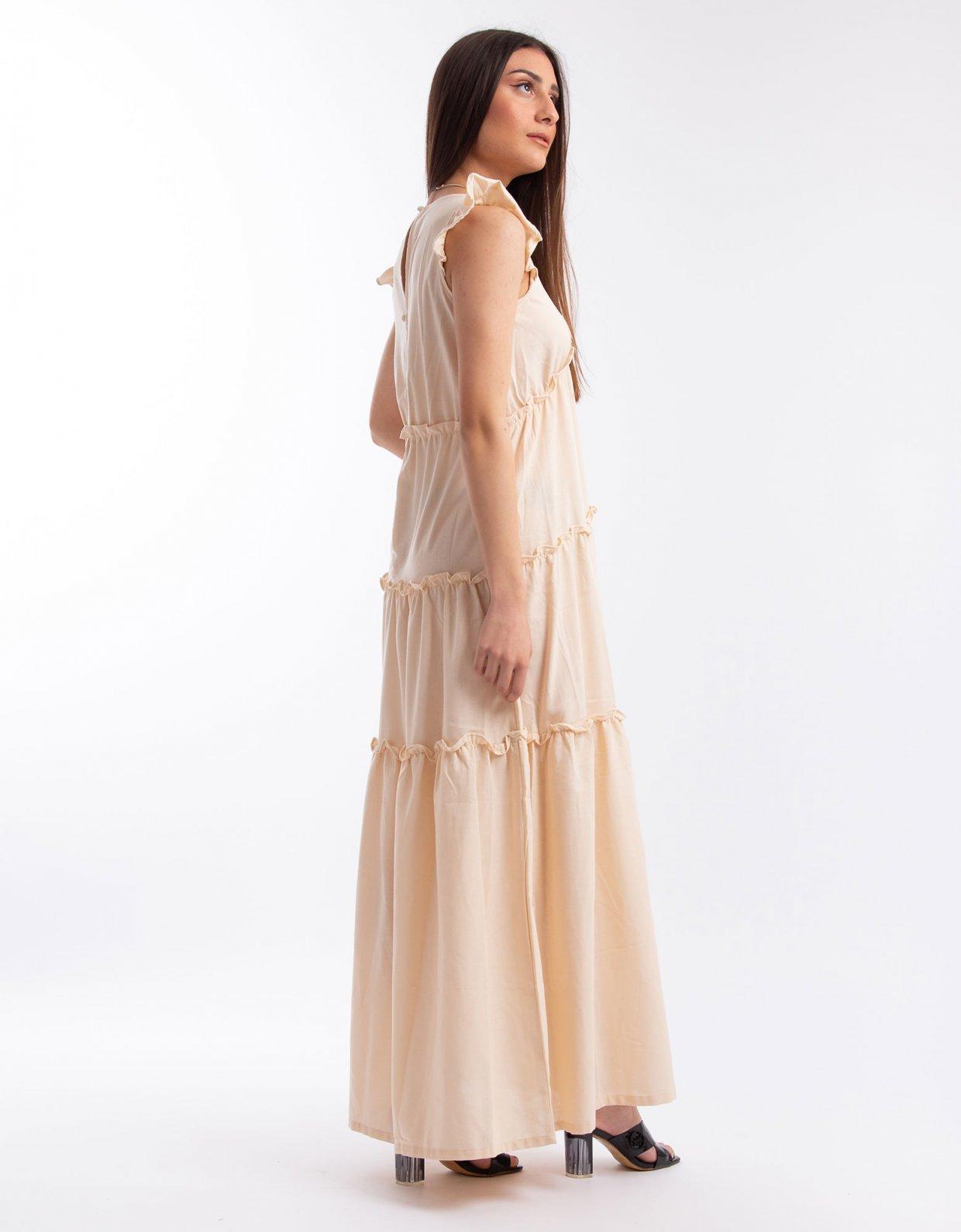 Kendall + Kylie Ruffle tiered dress