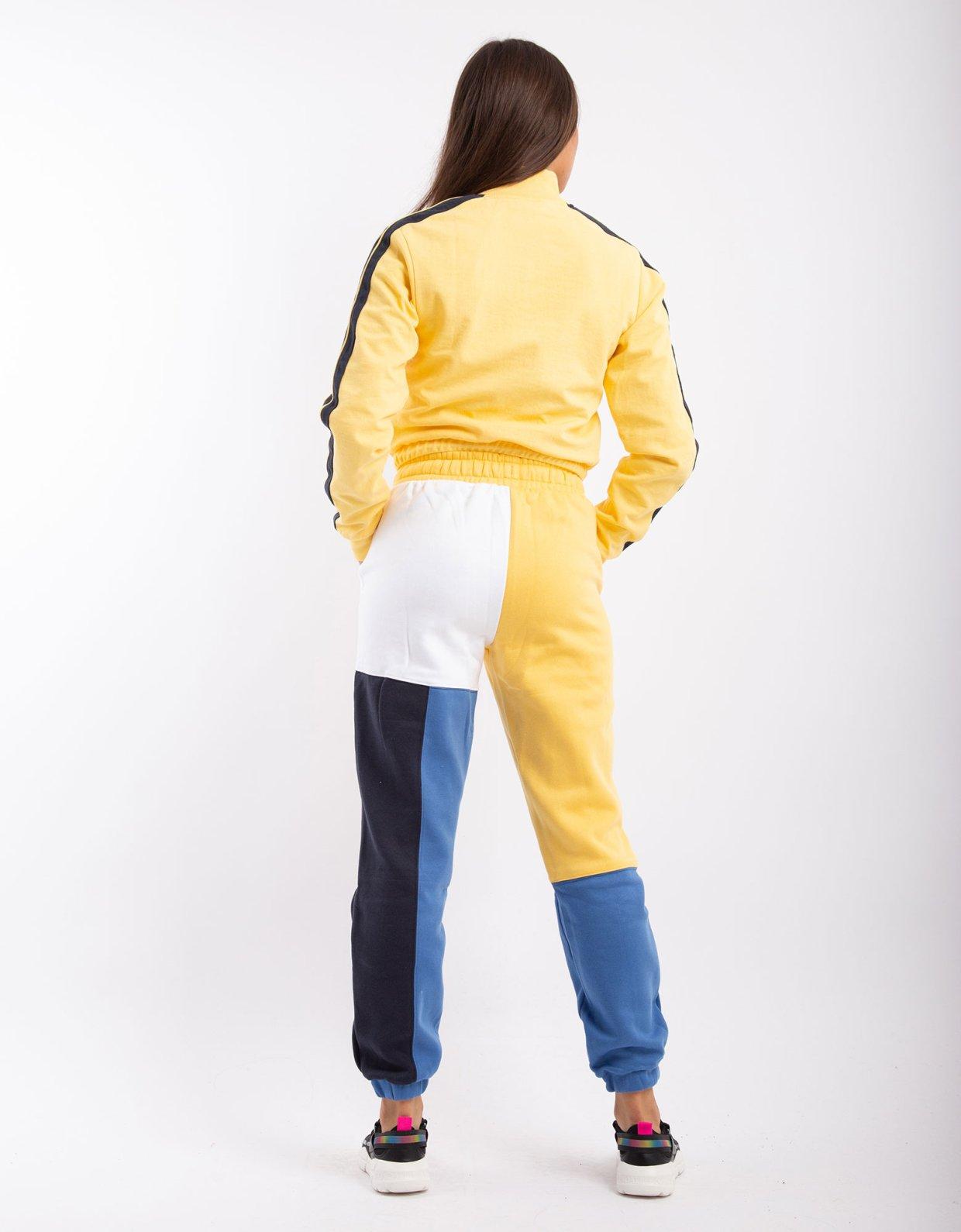 Ellesse Laboria track top yellow