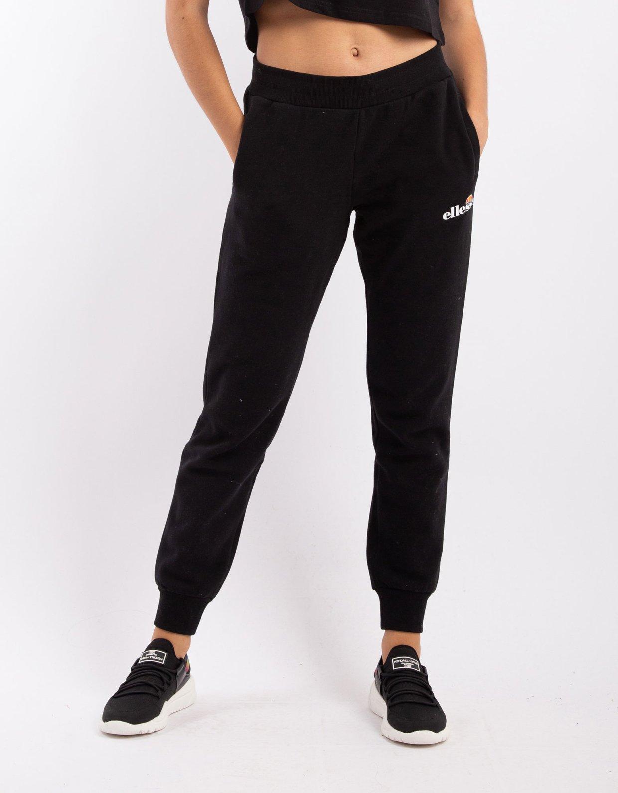 Ellesse Hallouli jog pants black