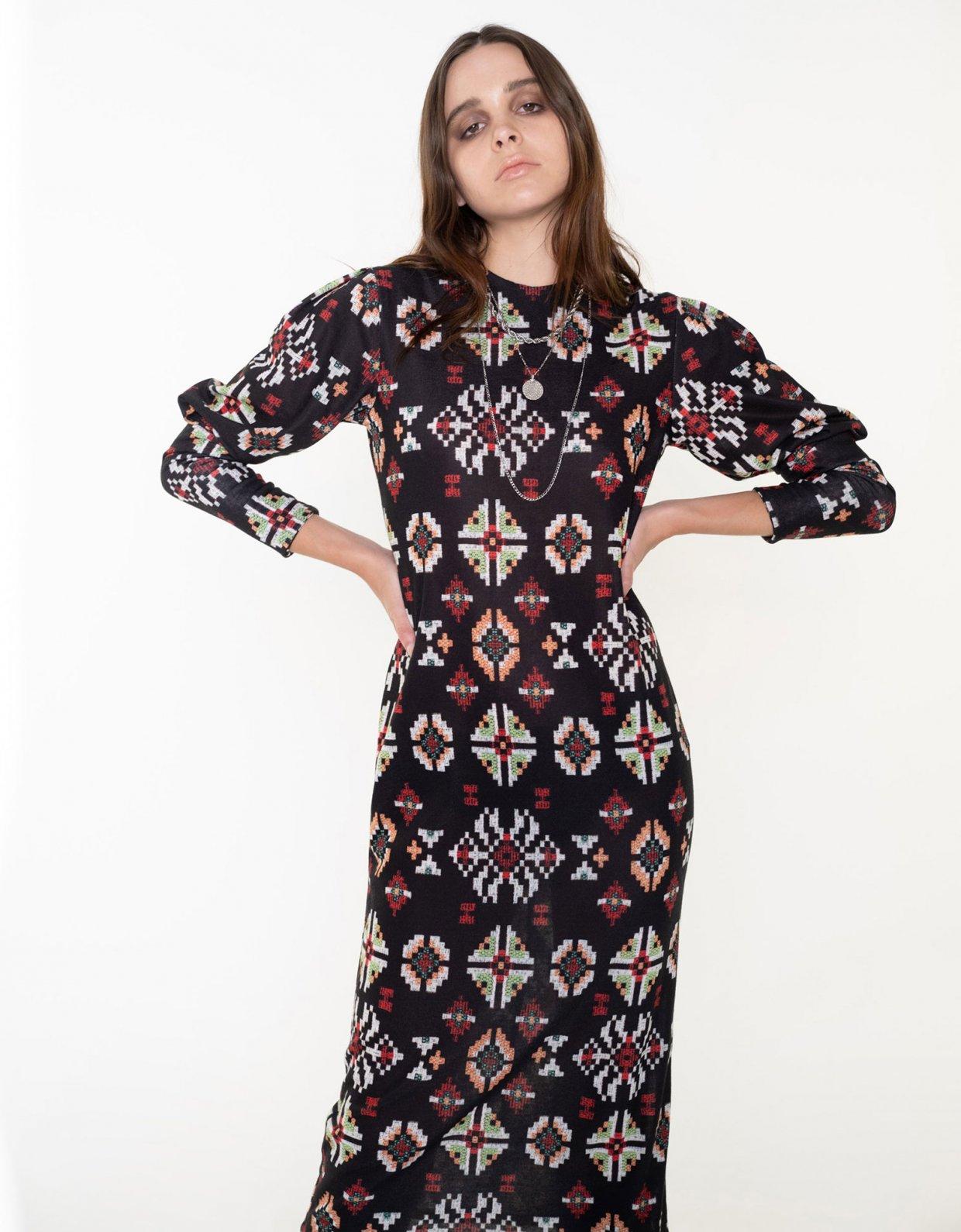 Nadia Rapti R.E.M. dress