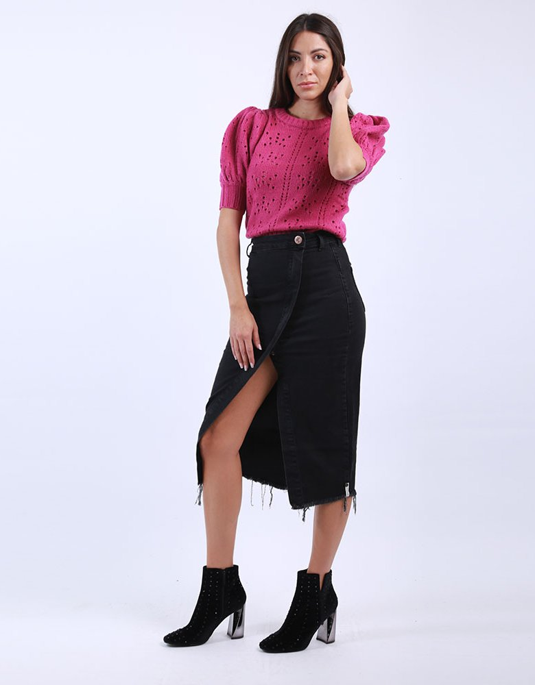 Kendall + Kylie KK TIAA black booties
