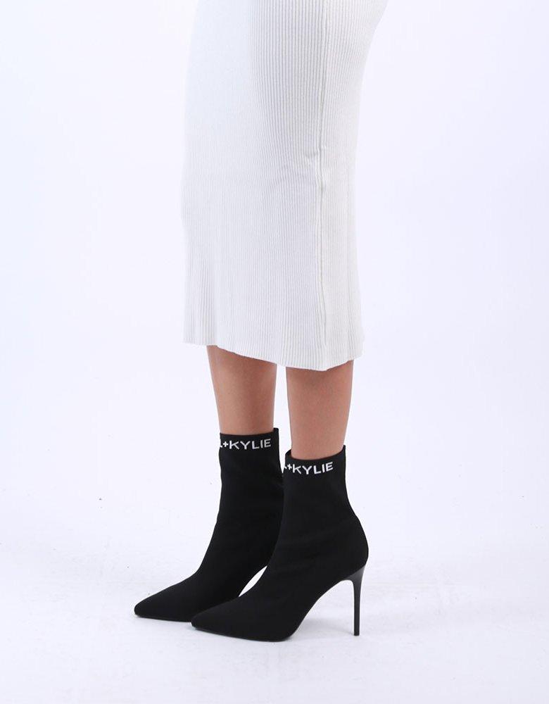 Kendall + Kylie KK Miranda sock booties