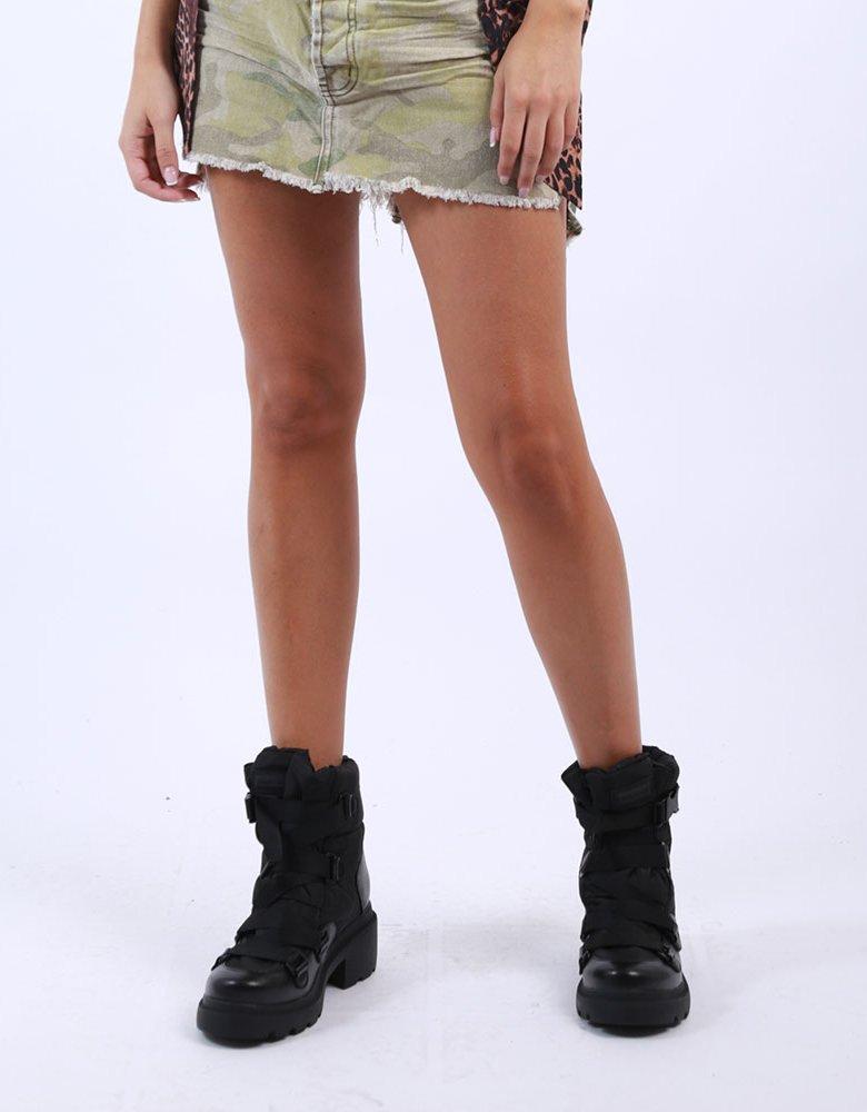 Kendall + Kylie KK Riley black boots