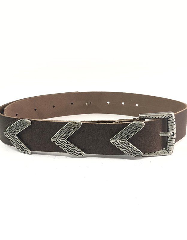 Individual Art Leather Hurtsville belt brown