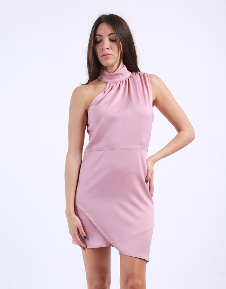 Kendall + Kylie KK Pink dress