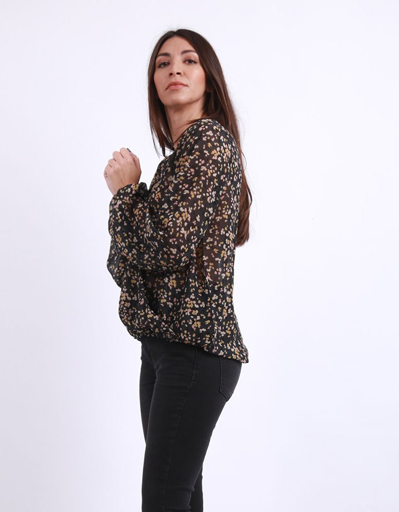 Kendall + Kylie Petals blouse