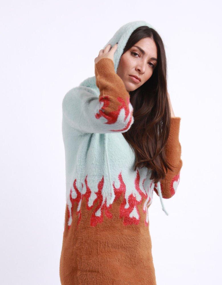 For love & lemons Flame dress