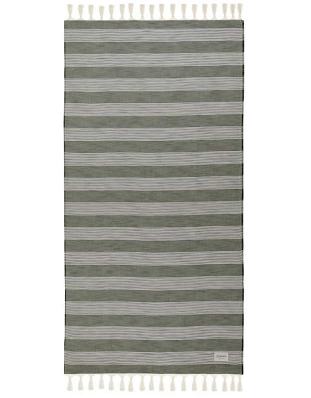 Sea you soon Palmarola khaki - Beach towel