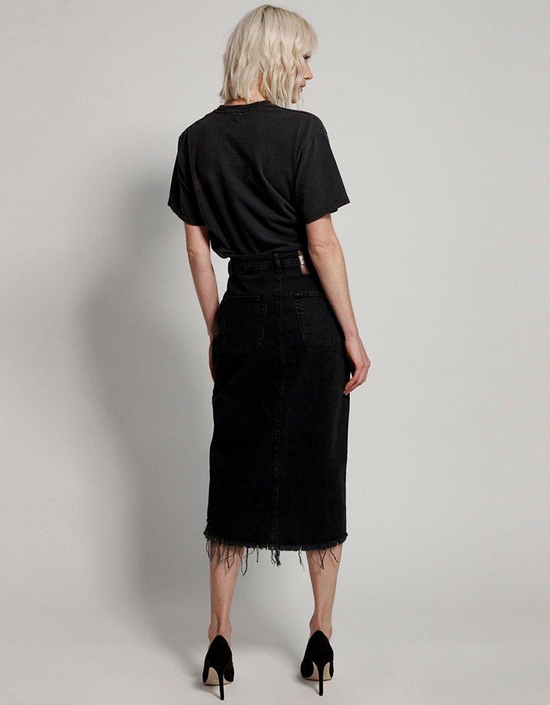 Oneteaspoon Worn raven society skirt