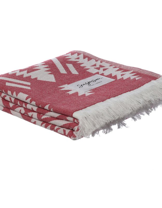 Sea you soon Socorro cherry - Beach towel