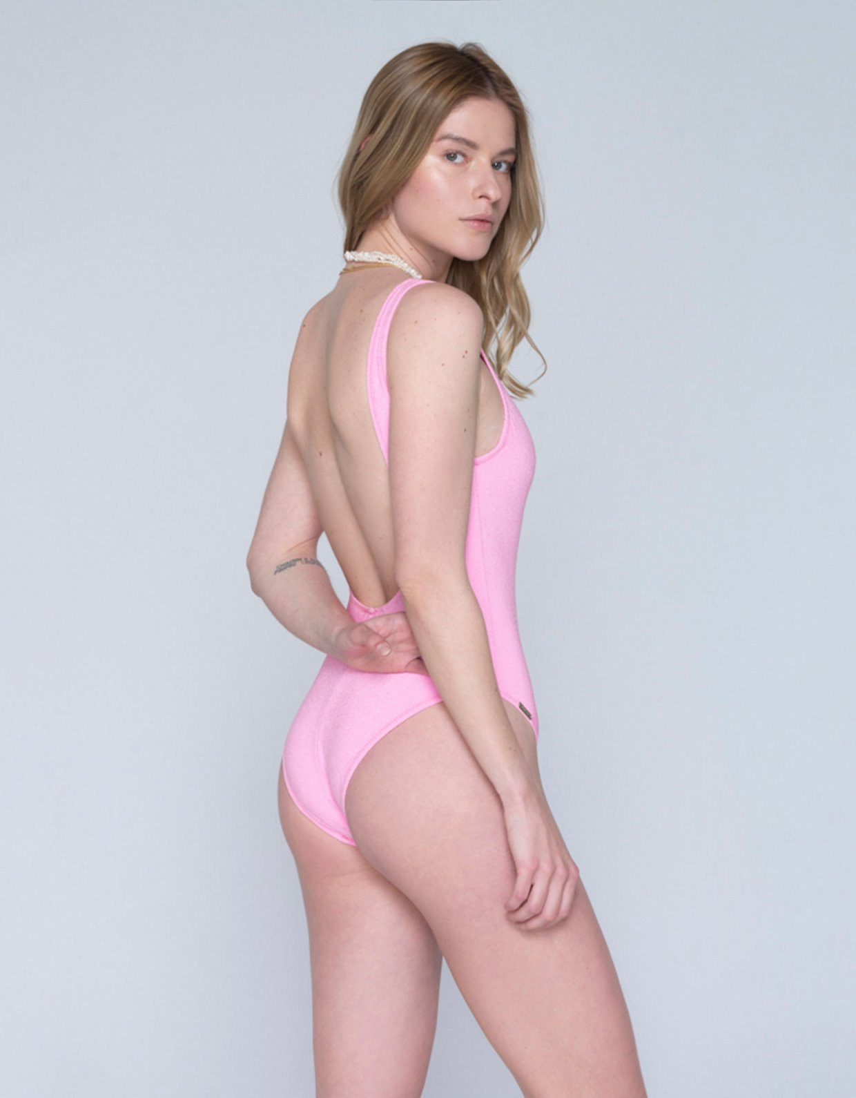Sunset go Mia swimsuit pink