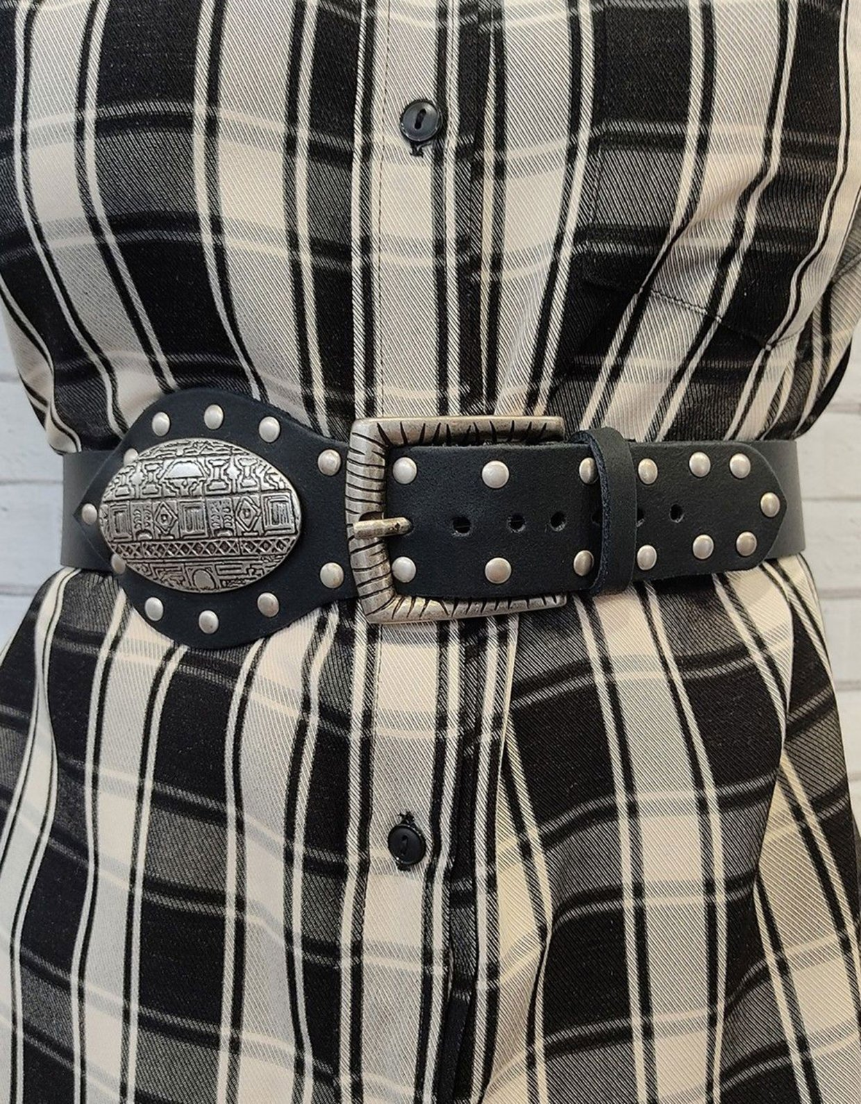 Peace & Chaos Serenity belt black