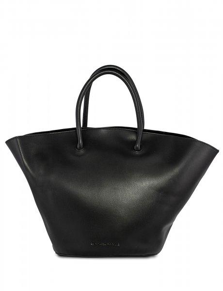 Paradise tote bag black