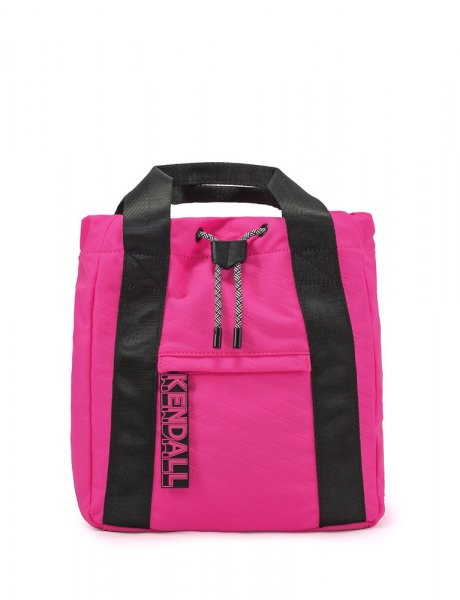 Sky backpack neon pink
