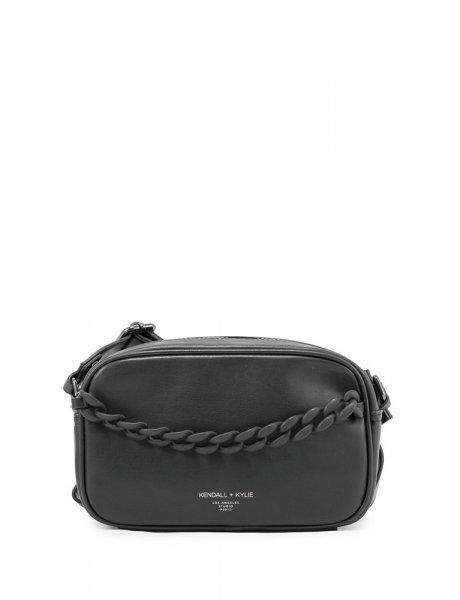 Lumi crossbody bag black