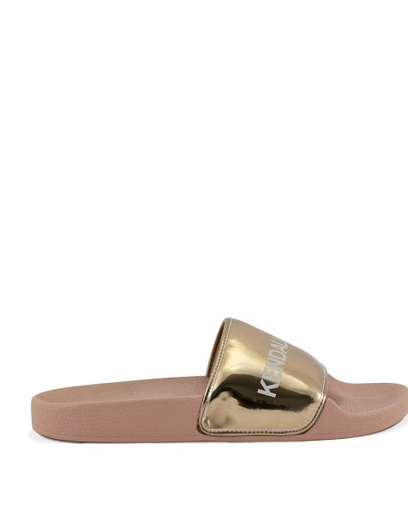KK Milana slides rose gold