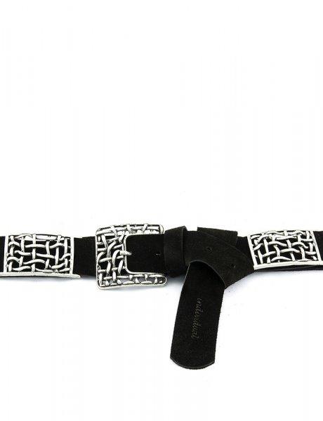 Free life belt black